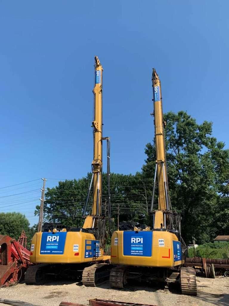 CZM EK125 Drill Rig