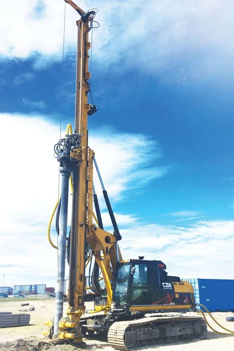 CZM EK90 Drilling Rig