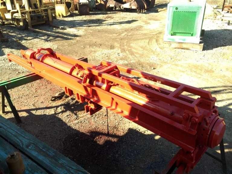 Delmag D8-22 Diesel Pile Hammer