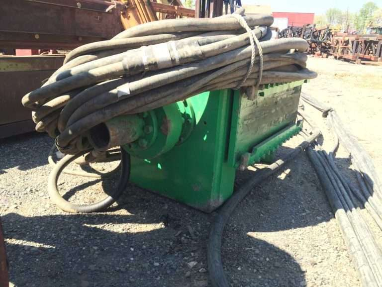 ICE / J&M 3060 Auger with Hydraulic Power Unit