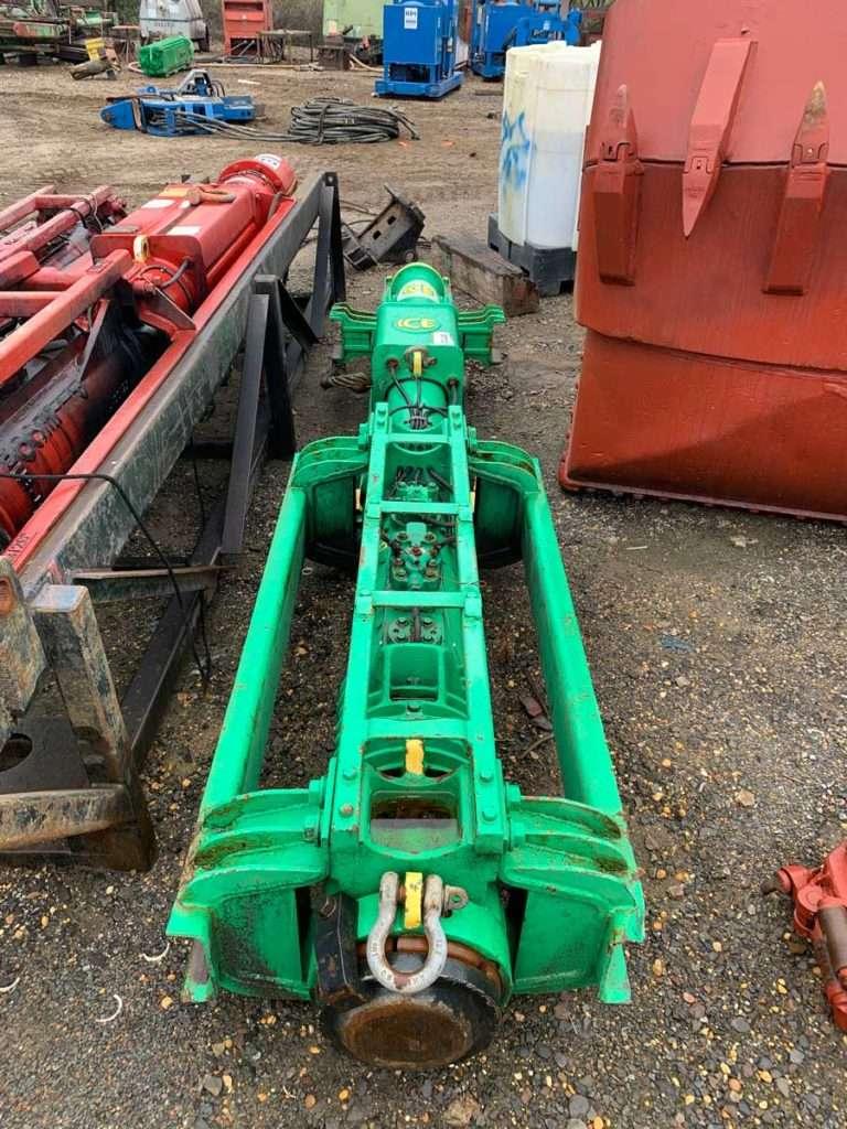ICE I-8V2 Diesel Pile Hammer