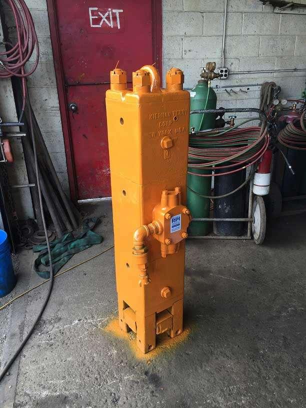 MKT #5 Air Pile Hammer