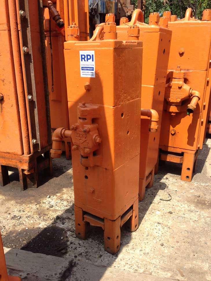 MKT #6 Air Pile Hammer