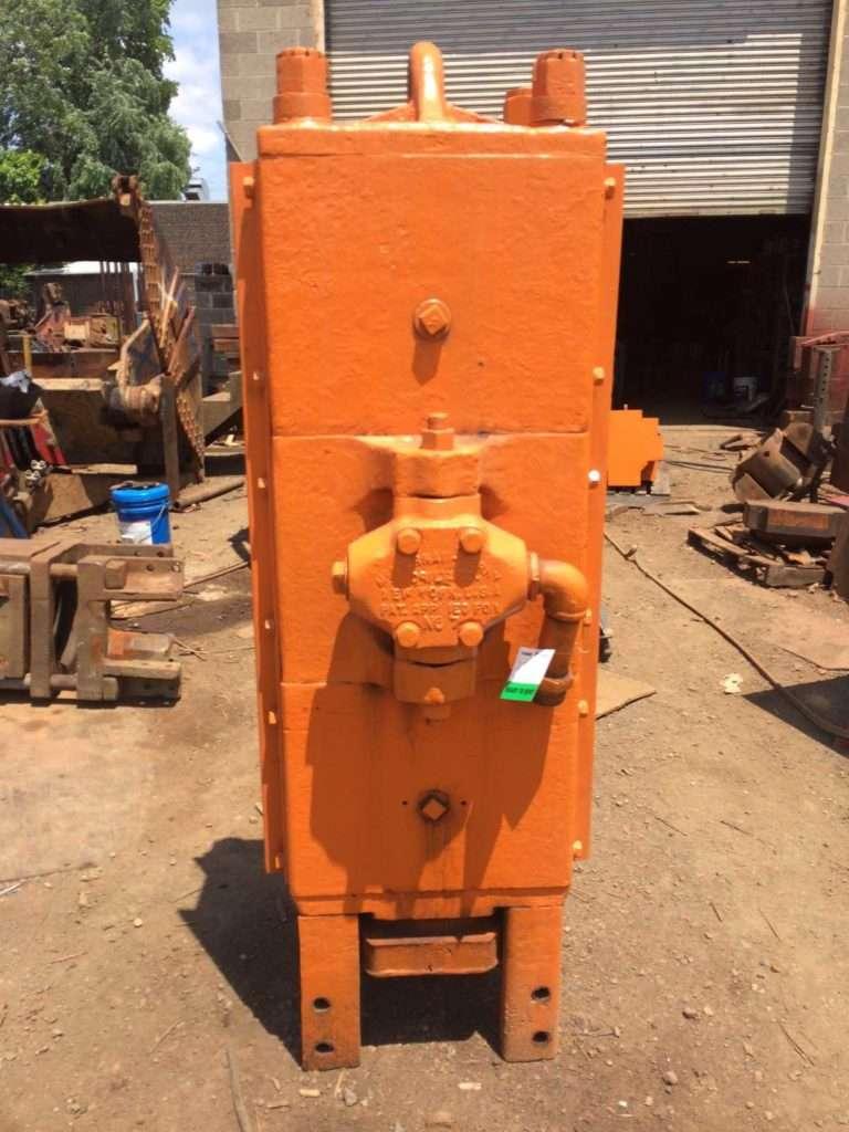MKT #7 Air Pile Hammer
