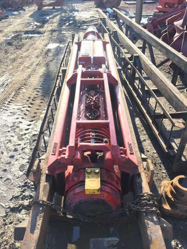 Pileco D19-42 Diesel Pile Hammer